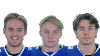 Sander Frøberg, Tobias Breivold og Leo Halmrast blir med landslaget til Slovakia.