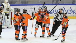 Thomas Valkvæ Olsen satte inn 0-1 målet