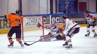 Thomas Valkvæ Olsen scorer mot Lillehammer