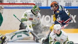 Grönberg i farta! Foto: Jon A. Johansen
