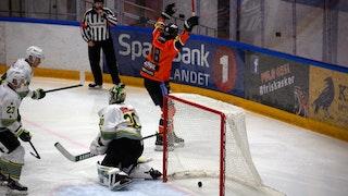 Fredrik Bjørndal kunne juble for Sondres scoring
